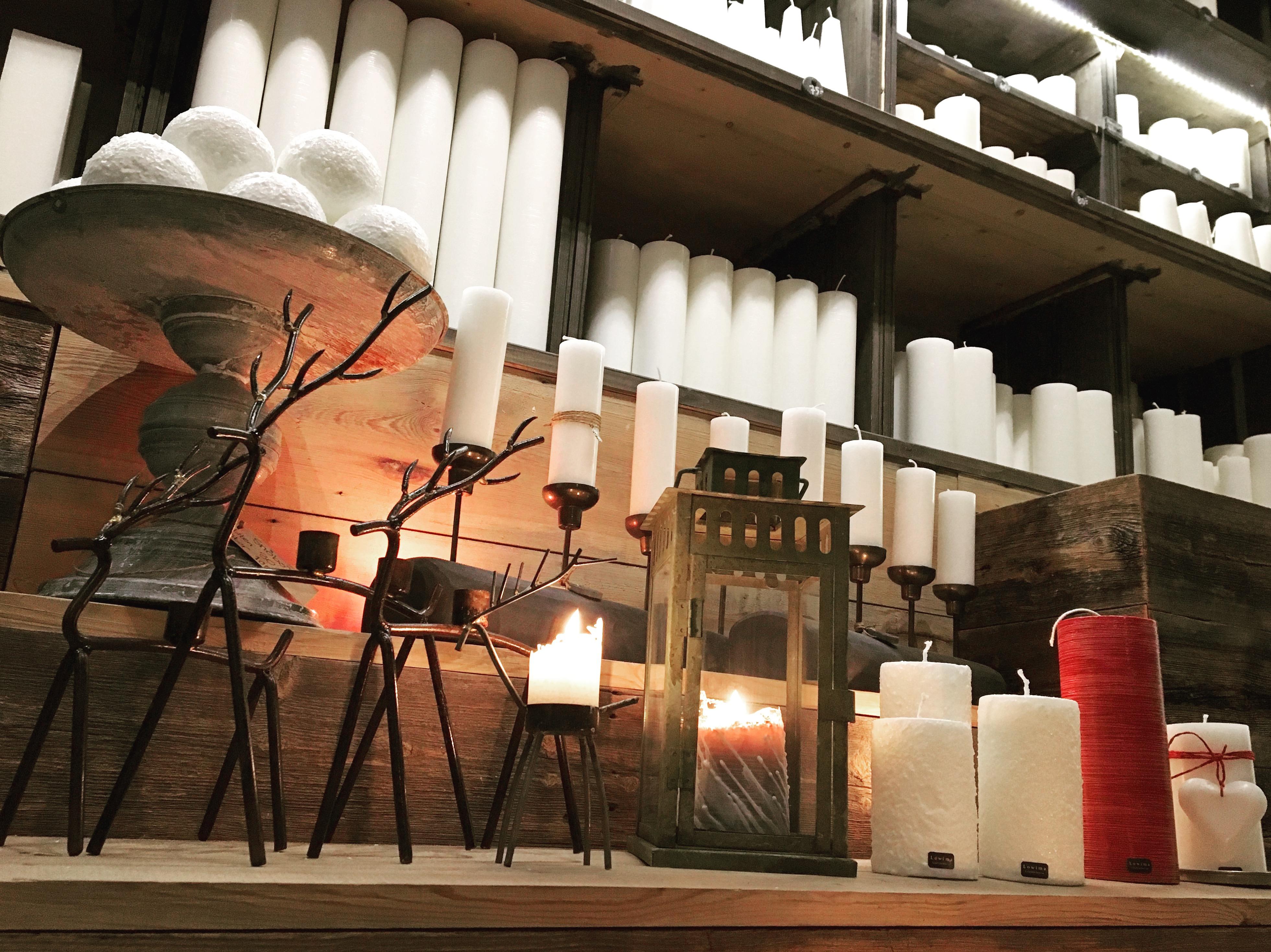 Stearinljus handgjorda - Ljusfabriken - ljus av 100% stearin