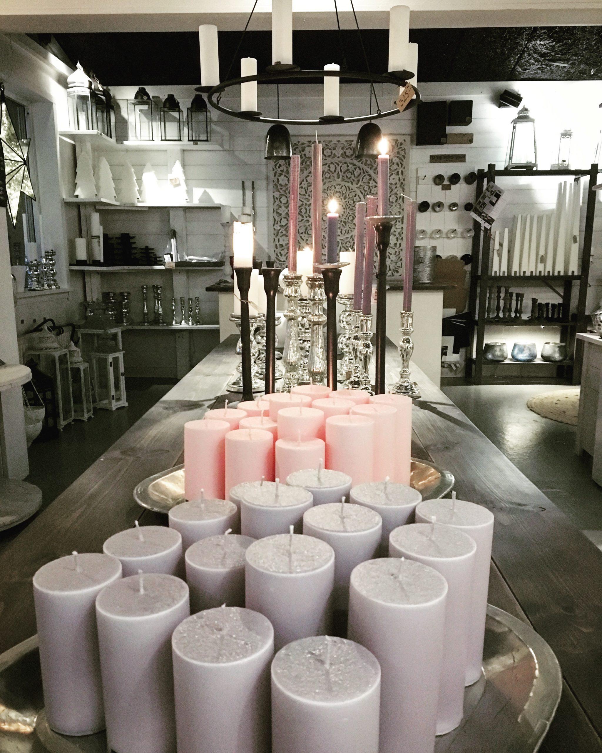 Stearinljus - Ljus - Handgjorda - Ljusfabriken Lowima