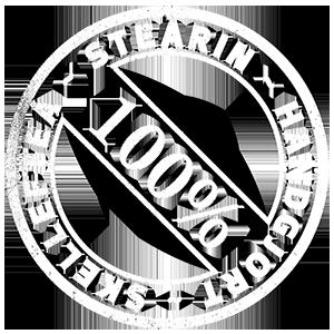 Ljusfabriken – 100% stearin, handgjorda & miljövänliga stearinljus